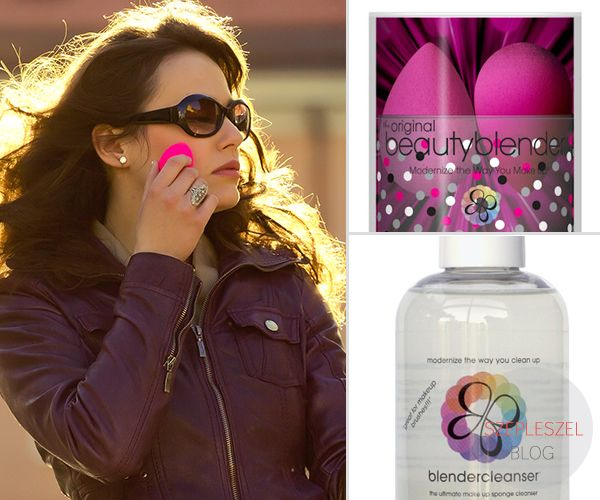 Beautyblender a sminkszivacs
