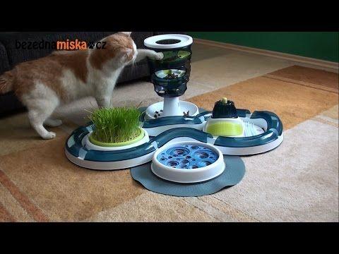 CAT IT Design Senses - Interaktivní hračky pro kočky - YouTube