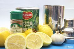 How to Fight the Flu with Pineapple Juice, Garlic, Ginger, Honey & Cayenne Pepper