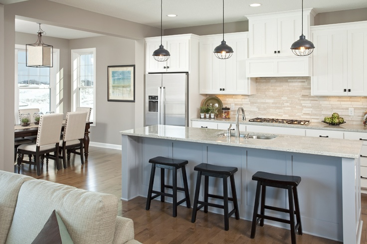 The Kennsington. Taylor Creek, Plymouth, MN. Homes by Tradition.