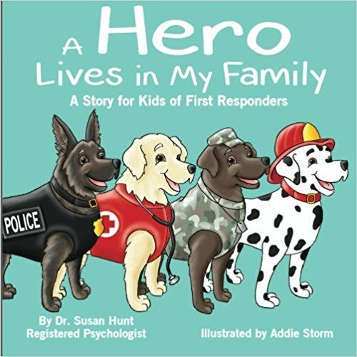 5 Books to Educate, Inspire, and Encourage Police Families - Love and Blues