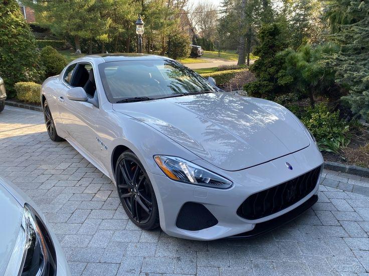 Salvage 2018 Maserati Gran Turismo Sport Coupe For Sale