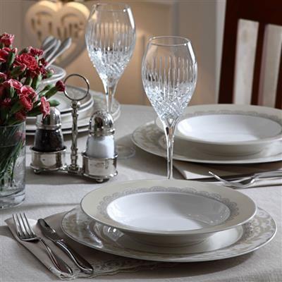 Pierre Cardin 24 Parça Günlük Yemek Takımı Lace | cazip geldi