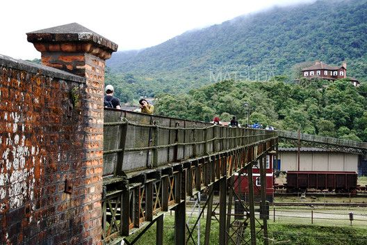 Vila de Paranapiacaba . Image ©  Leonardo Augusto Matsuda, via Flickr. CC