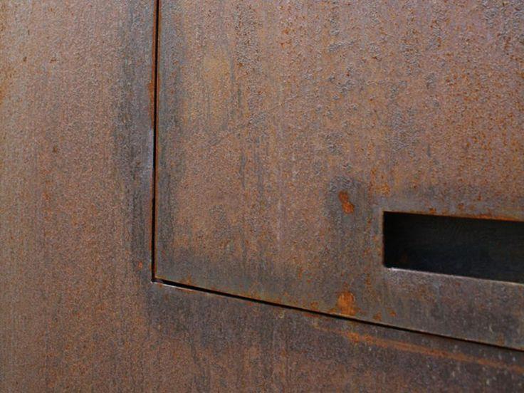 Pannello e lastra metallica per facciata IRONEX - KALIKOS INTERNATIONAL