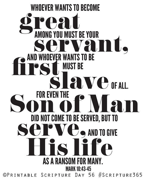 Image result for I'm a servant not a slave
