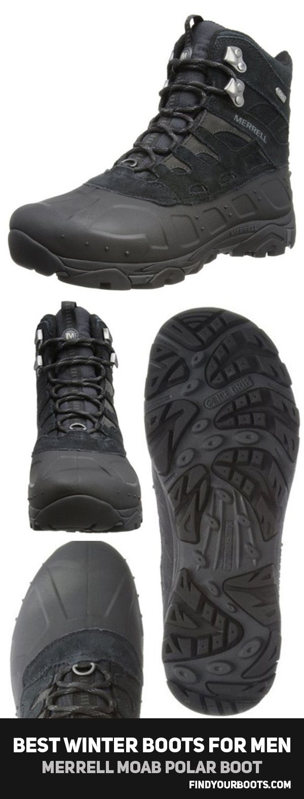 Find out what other mens snow boots made the list of our Best Winter Boots for Men http://www.findyourboots.com/best-mens-boots-for-winter-2017/