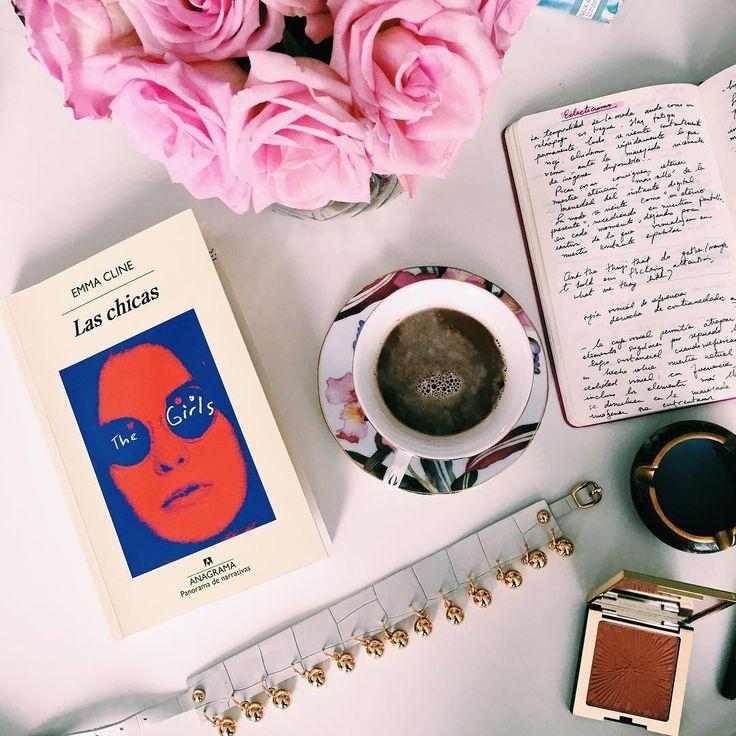 """243 Me gusta, 6 comentarios - Vanessa Rosales (@vanessarosales_) en Instagram: """"El fin de semana pasado devoré con ávida energía este libro: """"Las Chicas"""", de la joven Emma Cline.…"""""""