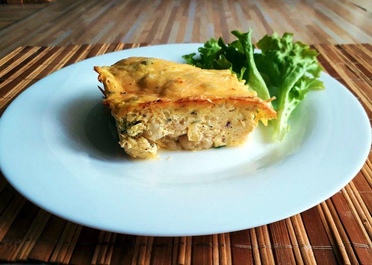 Запеканка из цветной капусты с творогом || Cauliflower casserole with cottage cheese. Пошаговый рецепт с фото