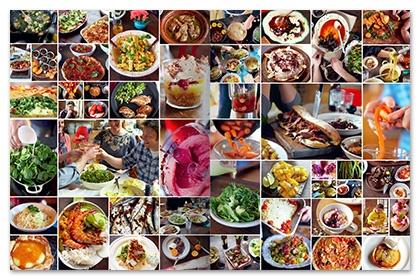 Рецепты от Джейми Оливера - это всегда просто, быстро, вкусно и красочно!  (Jamie Oliver / Джейми Оливер - 30 minute meals / Обеды за 30 минут от Джейми)