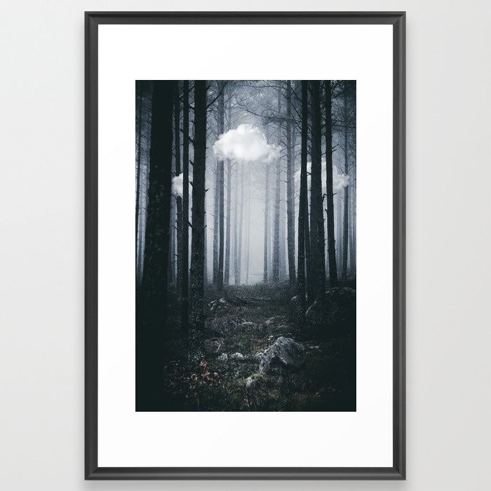 The ones that got away Framed Art Print by HappyMelvin. #wallart #art #framedprints #nature #surreal #artwork #photography