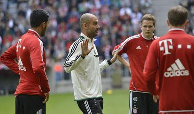 El Bayern de Guardiola. http://futbolenpositivo.blogspot.com.es/2013/09/guardiola-en-bayern-busqueda-de.html