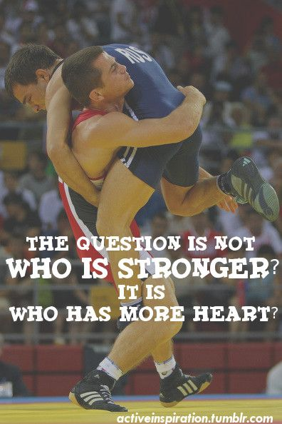 Wrestling Question