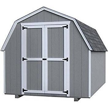 Little Cottage Co 12x16 4 Value Gambrel Barn Wood Storage Shed Kit