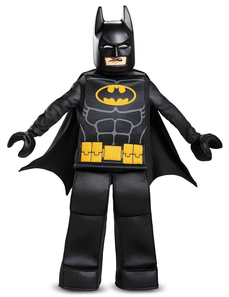 Dit prestige Lego® movie Batman kostuum voor kinderen zal ideaal geschikt zijn als carnavalskleding om een superheld te worden! - Nu verkrijgbaar op Vegaoo.nl