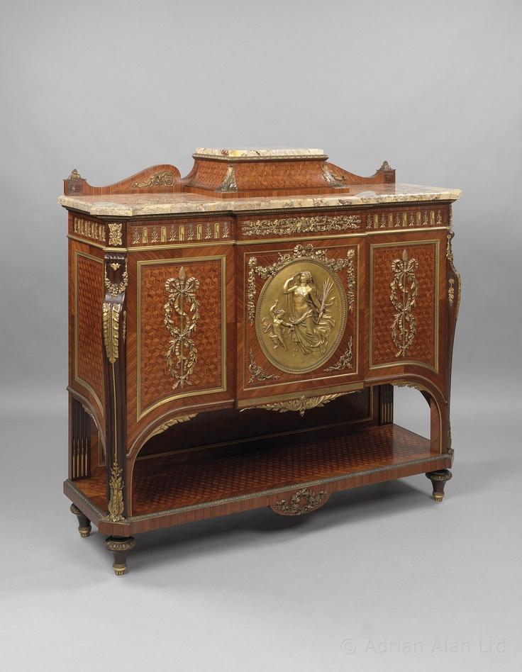 1000 images about antique furniture on pinterest louis. Black Bedroom Furniture Sets. Home Design Ideas