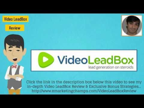 Check out this exclusive review of the Video Lead Box and Headlinr and learn about the advantages and dis-advantages of this product. -- Video Lead Box, Video Lead Box Review, Video LeadBox Bonus, Video LeadBox -- https://www.youtube.com/watch?v=TL2ZG3Cjo7E