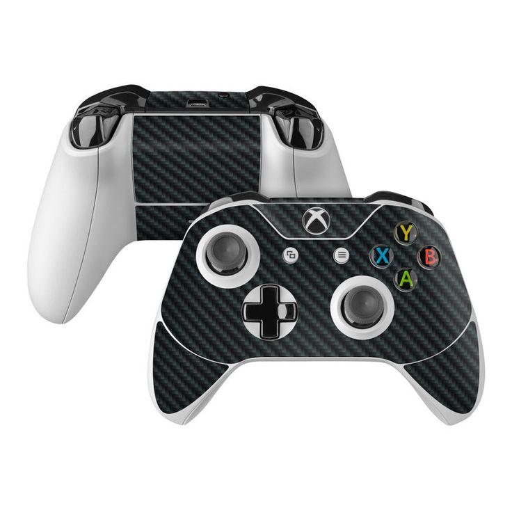 Microsoft Xbox One Controller Skin - Carbon | DecalGirl #xbox #controller #gaming
