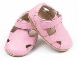 SKEANIE Sunday Sandals- Soft Sole - Pink
