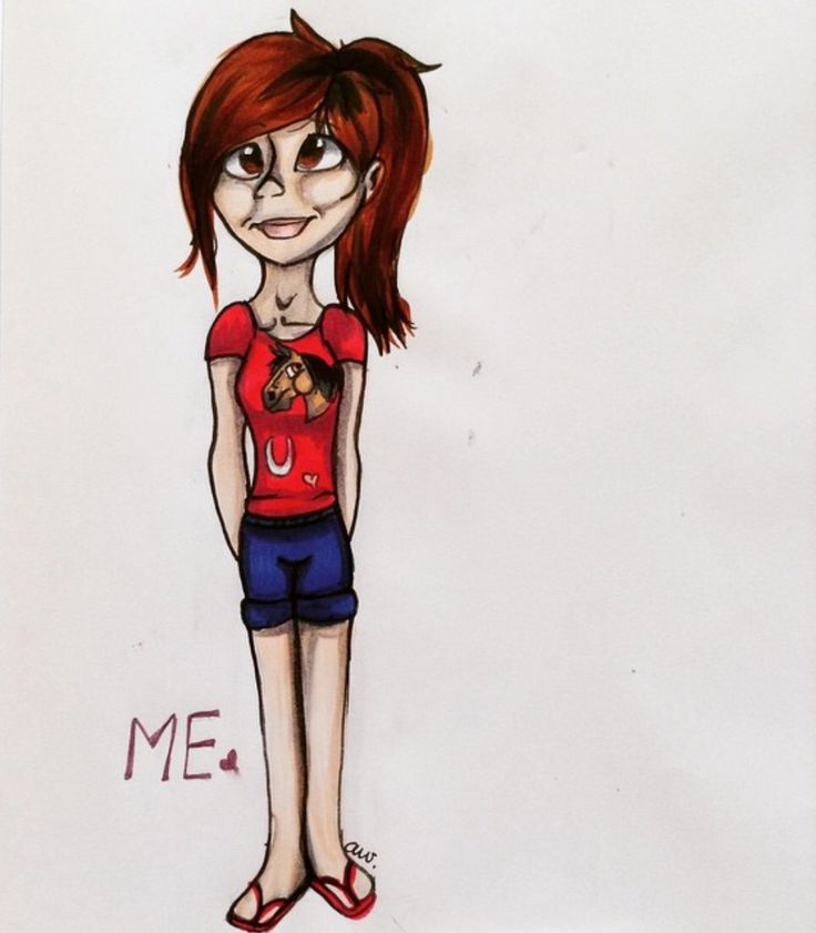This is a drawing of chicken. She can draw you as well just contact her by email at aaliyahwyatt@iinet.net.au