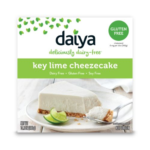 Key Lime Cheezecake - Daiya Foods, Deliciously Dairy-Free Cheeses, Meals & More