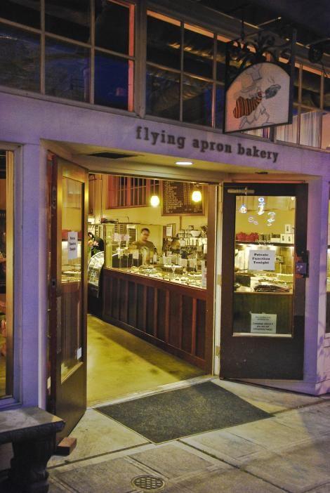 flying apron bakery - gluten free, vegan, and organic - Fremont, Seattle, WA