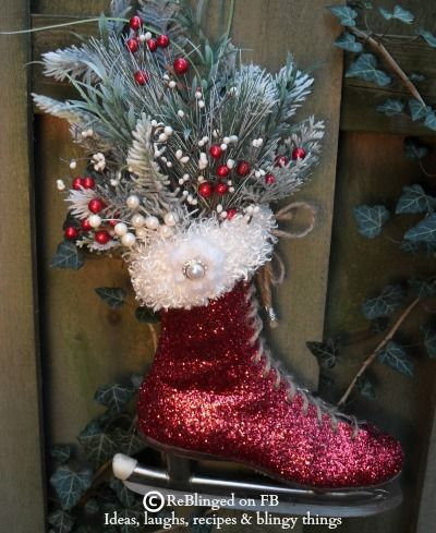 www.facebook.com/ReBling.ed Ideas, laughs, recipes and blingy things.