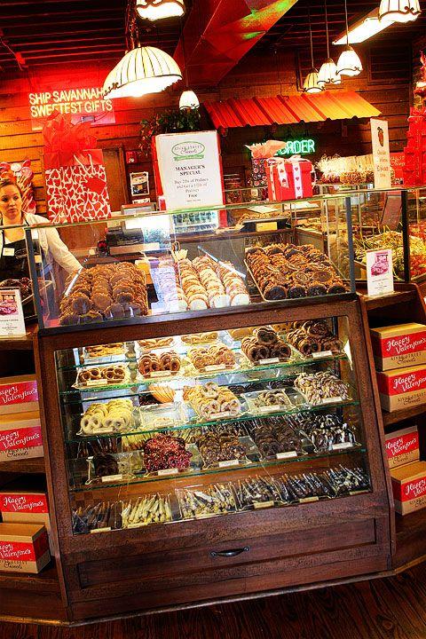 Savannah GA- River Street Sweets