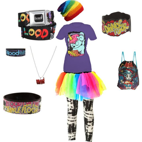 """""""Blood On The Dance Floor"""" by piercetheveil98 on Polyvore"""