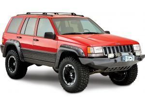 Bushwacker Cut-Out Fender Flares for 93-98 Jeep Grand Cherokee ZJ