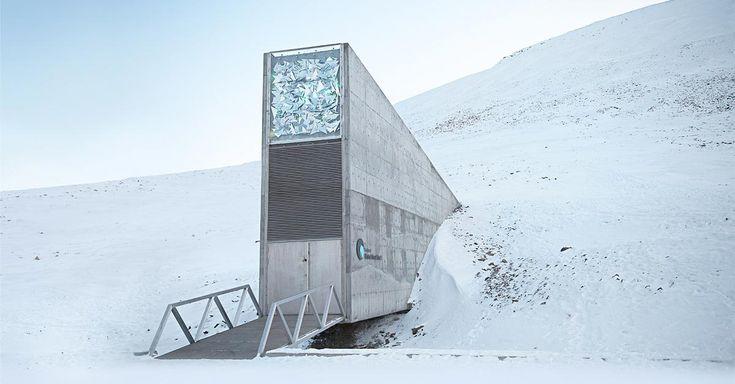 Deposito-Sotterraneo-dei-Semi-in-Norvegia