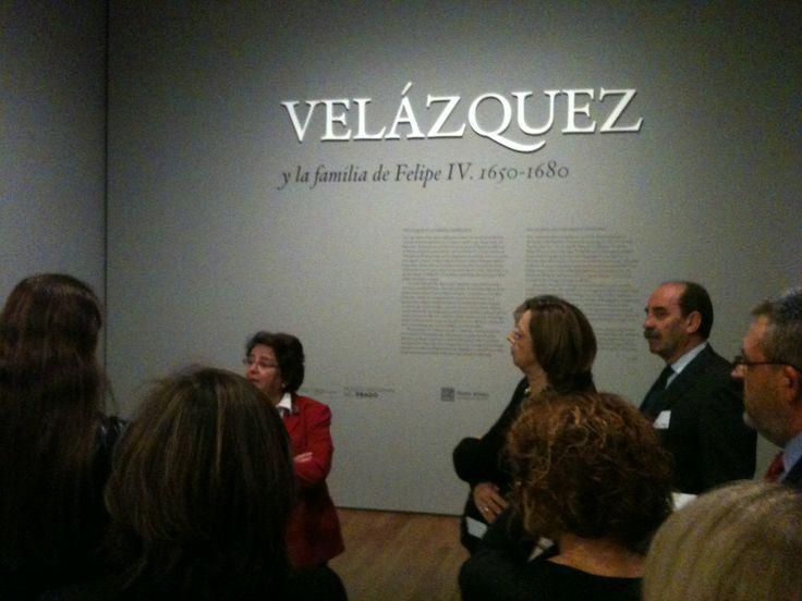 La agencia quidquid organiza una visita exclusiva al Museo del Prado para la empresa Labor 10