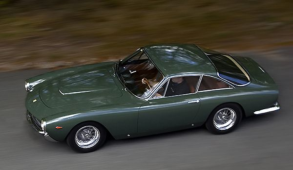 Ferrari 1963 250 GT Lusso