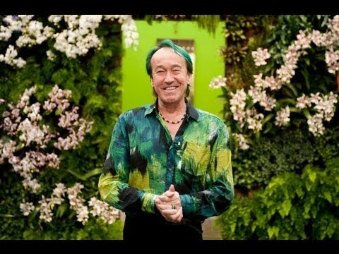 Patrick Blanc welcomes you to The Orchid Show: Patrick Blanc's Vertical Gardens at The New York Botanical Garden!