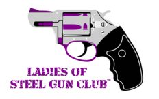 The Ladies of Steel Gun Club™ is a membership-based club with annual dues.  Dues will include a gun range bag, discounts to Cabela's and Pelcher's Gun Shop and a monthly meeting social to provide ongoing firearm education and support to club members.  Club members will meet up once a month at a local shooting range (fee not included in dues) to practice their shooting skills.