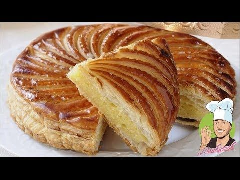 Galette des rois à la frangipane ULTRA SIMPLE [MANKYCOOK] - YouTube