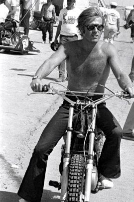 Robert Redford // 'Big Halsy' photo shoot (1969) ~ Image source > http://bonjour-paige.tumblr.com