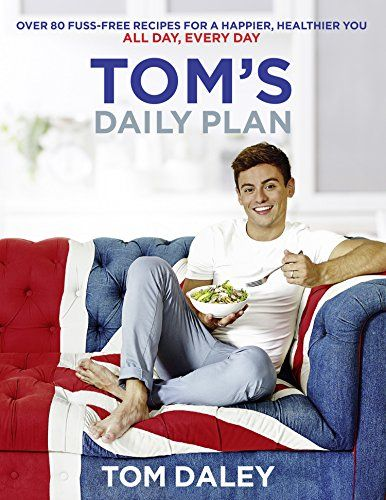 Tom's Daily Plan: Over 80 fuss-free recipes for a happier, healthier you. All day, every day. - http://www.darrenblogs.com/2017/03/toms-daily-plan-over-80-fuss-free-recipes-for-a-happier-healthier-you-all-day-every-day/