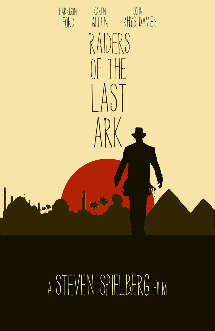 Explorer Character: Indiana Jones 1: Raiders of the Lost Ark