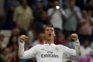 Real Madrid golea con 'poker' de CR7