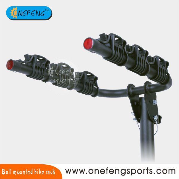 Source Three Hitch Mounted Car Bike Rack on m.alibaba.com