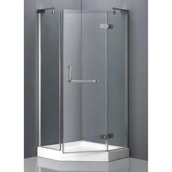 36 x 36 corner shower stall. Acquatech Viviane 36 inch Shower Enclosure  Overstock Shopping Big Discounts on Doors 78 best Master bath images Pinterest Bathroom