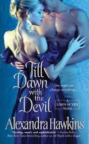 Pentatwine: Till Dawn with the Devil by Alexandra Hawkins Cover Love #4