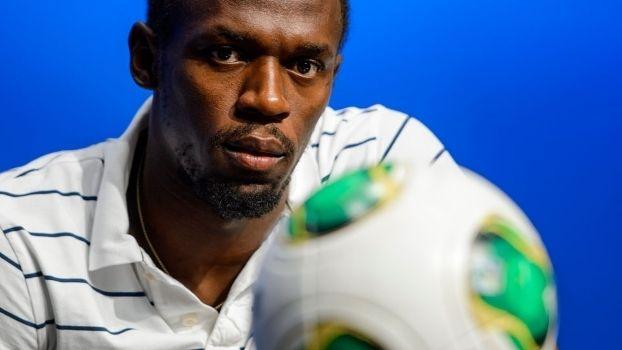 Bolt e o futebol: futuro atacante, meta de ser top 50 mundial e torcedor 'único' da Argentina