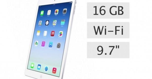 iPad Air 16GB Wifi Fiyatları (MD788TU/A) #apple #ipad #appleipad #ipadair #ipadmini #ipadretina #ipad2