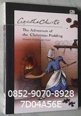 0852-9070-8928, Buku novel terbaik, 7D04A56E, buku novel terlaris. NOVEL SKANDAL PERJAMUAN NATAL, by Agatha Christie. Jangan makan puding itu ... Puding natal khusus itu terhidang dengan segala kemegahannya, dan nyala api biru dan merah cemerlang semarak di sekelilingnya. Terdengar pekik sorak kagum dari semua yang hadir. Hercule Poirot memandang kue di piringnya dengan ekspresi agak aneh. Itu karena dia telah menemukan secarik surat pendek di tempat tidurnya, yang berbunyi :  JANGAN…