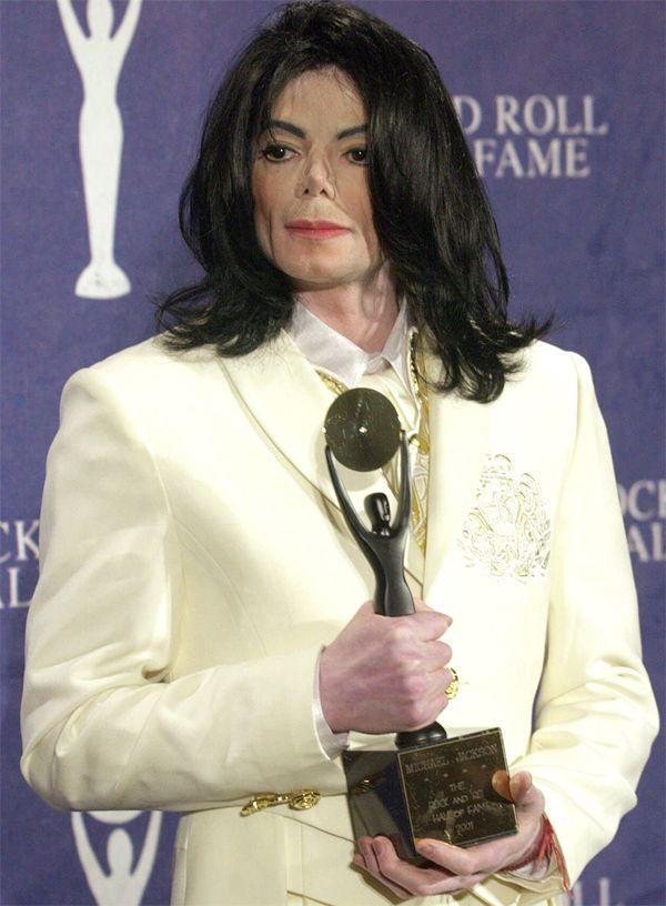 2001 | Michael Jackson Through The Years
