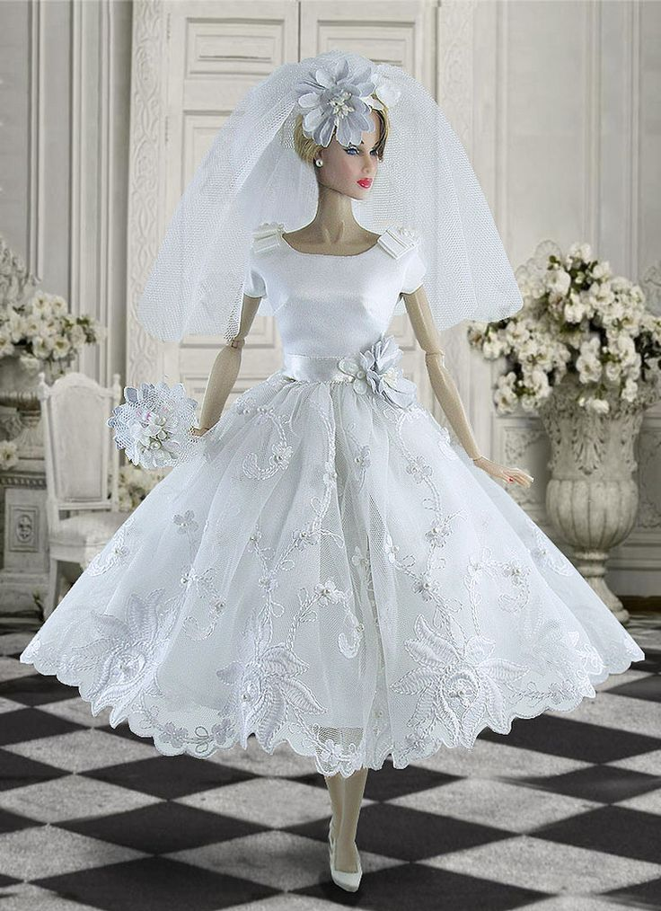 91 best dolls bridal images on pinterest barbie