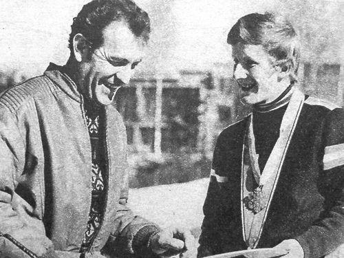 Tajemnica Zwyciestwa Wojciecha Fortuny jeste w tym zdjęciu