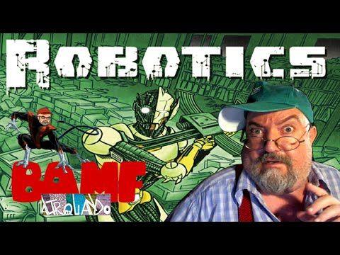BAMF - ROBOTICS di Claudio Iemmola (e altri)